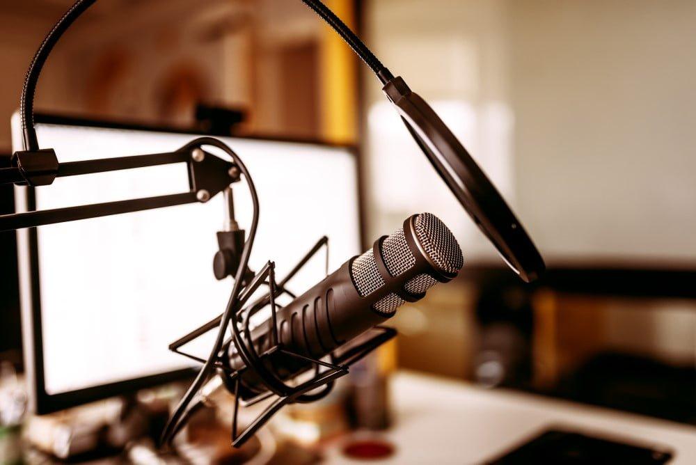 Mikrofon til pc